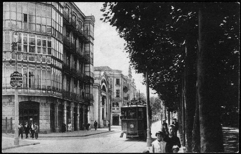Sala Narbón, circa 1920